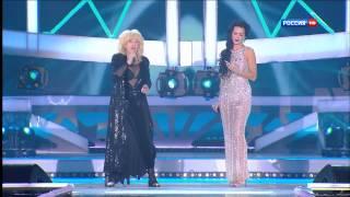 Download Слава и Ирина Аллегрова - Первая любовь - любовь последняя (Песня года, 02.01.15, HD) Mp3 and Videos
