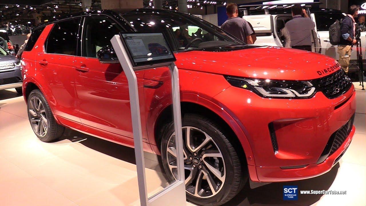 Land Rover Discovery Sport phiên bản RDynamic