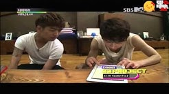 [ENG SUB] 120809 JJ Project MTV Diary Ep24