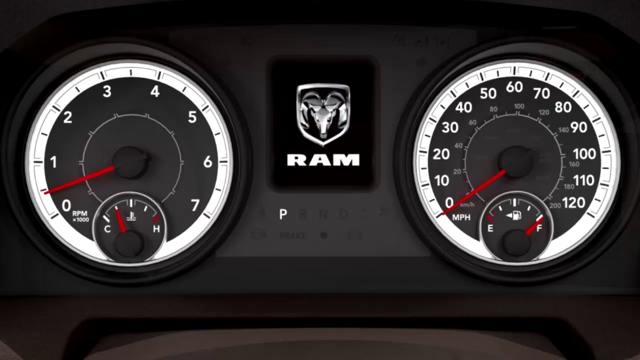 Headlight Control Switch Tail Lights And Parking Dodge Truck Speedometer Wiring Harness In 2017 Ram Chassis Cab