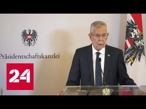 """""""Смерть мозга"""" у НАТО: президент Австрии согласен с диагнозом Макрона - Россия 24"""