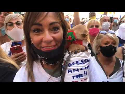 Salvini a Loano (Savona) (17.09.20)