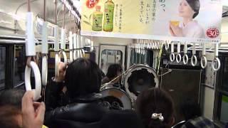 Shinji Wada on the Noise Train  ノイズトレインの和田晋侍