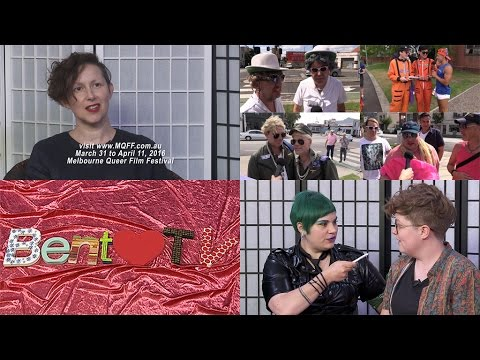 Bent TV: Melbourne Queer Film Festival, Golden Stiletto Rally, TeaTime with PapaLisa, 25MAR16