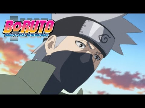 The Bell Test | Boruto: Naruto Next Generations - YouTube
