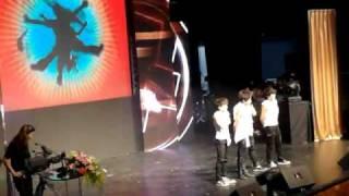 2010-10-24 金舞獎  LOLLIPOP F 棒棒堂 - 四度空間 MV+最佳男配角 MV