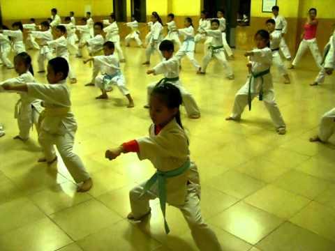 Kỹ thuật căn bản - Karatedo Việt Nhật Club