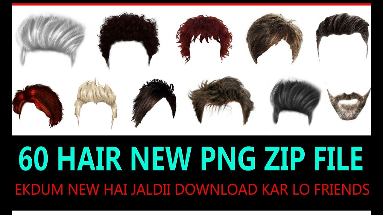 Download 60 Hair Png Stock Only 1 Click Hairstyle Png For Pics Art