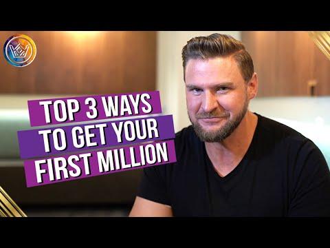 3 Ways To Make A Million Dollars