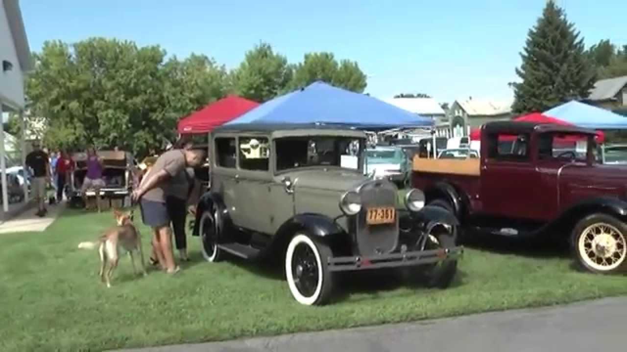 St. Patrick's Car Show  8-23-15