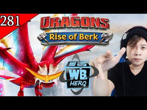 CLOUDJUMPER 2.0? Wonderclap!   Dragons: Rise of Berk [Episode 282]