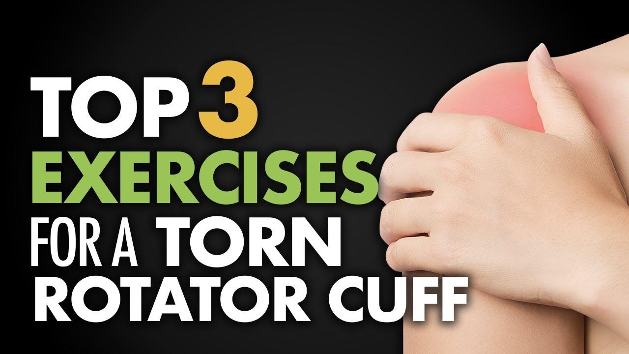 Left Shoulder Rotator Cuff Tear