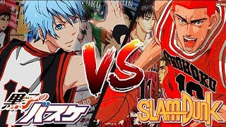 Slamdunk VS Kuroko No Basuke Version 2 Android Gameplay