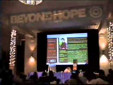 Beyond HOPE (1997): The Kevin Mitnick Story