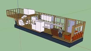 Tiny House Plans With Pictures
