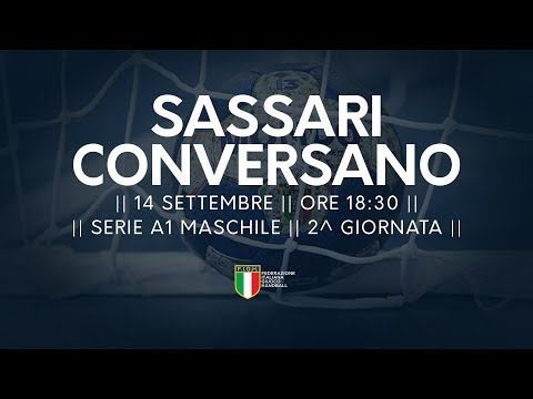 Serie A1M [2^]: Sassari - Conversano 25-30