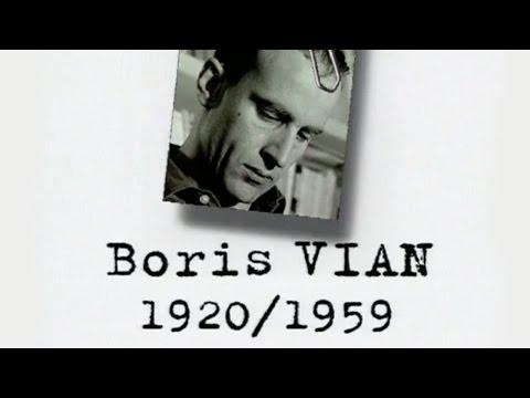 Boris VIAN – Un siècle d'écrivains : 1920-1959 (DOCUMENTAIRE, 1996)