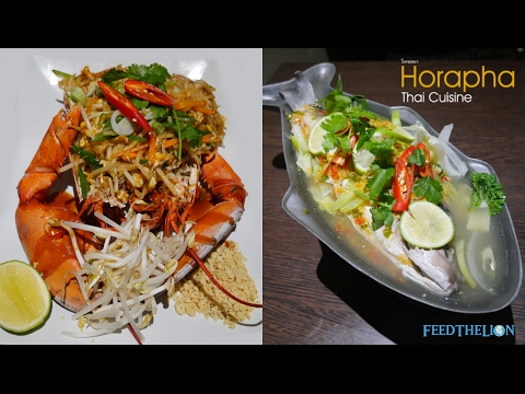 Horapha - Authentic Halal Thai Cuisine In Queensway, London
