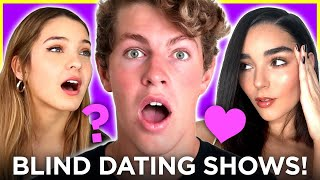 Ultimate BLIND DATE Challenge Compilation w/ Ben Azelart, Lexi Rivera, Indiana Massara, MORE
