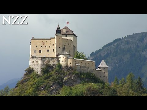Schlossgeschichten - Ausschnitt einer Sendung von NZZ Format