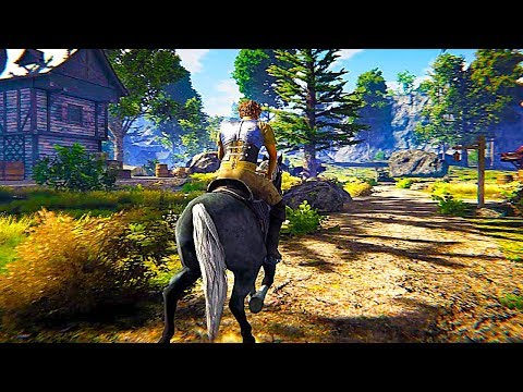 Signs Of Darkness   Gameplay Trailer New Open World RPG Game 2017