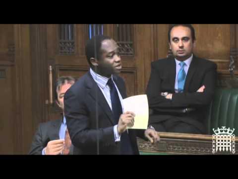 Sam Gyimah MP Tuition Fees Debate 9th December 2010