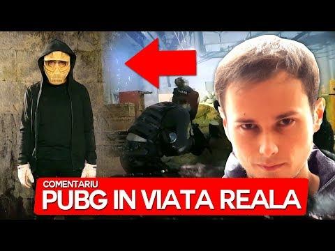 PUBG in VIATA Reala! (FP Comentariu)