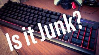 How Bad is a Cheap eBay Mechanical Keyboard?