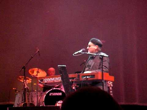 Paul Copley with Paul Carrack at Liverpool Philharmonic Hall