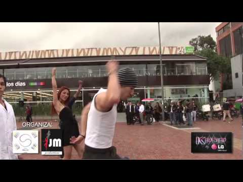 FLASHMOB K-pop by LG - Colombia