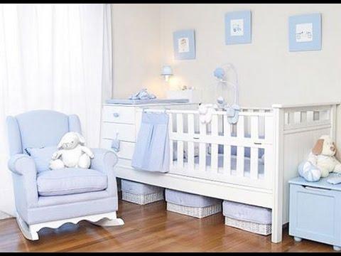 Opciones para decoracion de cuartos peque os para ni os - Habitaciones bebe pequenas ...