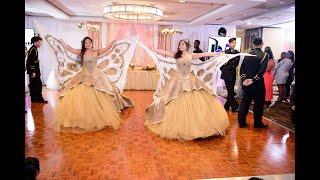 XV Quinceañera Gemelas Highlights Ragazza Dress