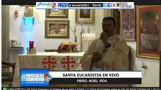Download QUEDATE CON NOSOTROS PORQUE YA ES TARDE - Padre Noel Roa MP3 song and Music Video
