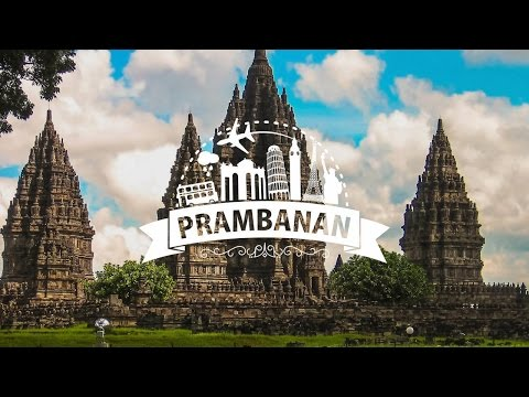 LEGENDA 1000 CANDI PRAMBANAN || Wonderful Indonesia, Travel Vlog