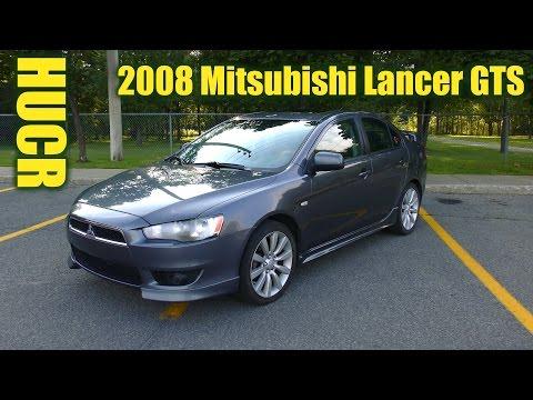 2008 Mitsubishi Lancer GTS | HUCR