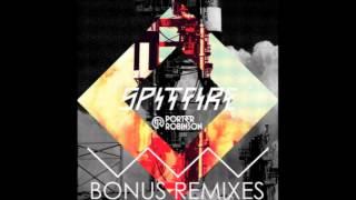 Spitfire (Bjorn Akesson Remix) - Porter Robinson - (Spitfire Bonus Remixes)