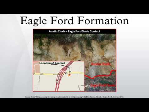 Eagle Ford Formation