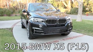 BMW X5 (F15) Full Tour: Interior/Exterior Walkaround, Startup/Exhaust, & Cool Features
