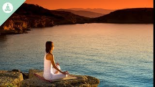 Morning Meditation for Positive Energy, Yoga Music, Harmony Inner Peace