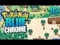 Pokemon Blue Chrome Part 2 Pokemon Fan Game