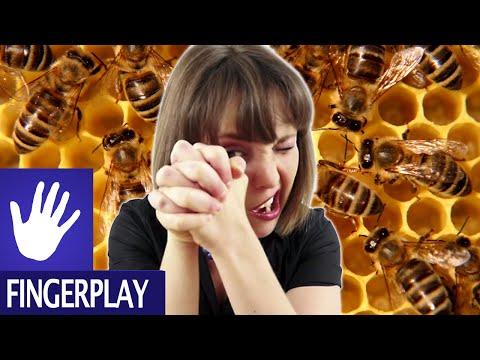 Here is the Beehive - Nursery Rhyme - by Alina Celeste