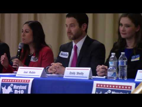 District 18 candidate forum (March 4) - Part 3