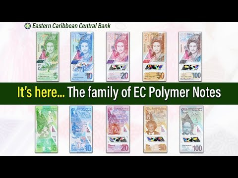 ECCB Connects Season 11 Episode #2 - It's here...the new family of EC Polymer Notes