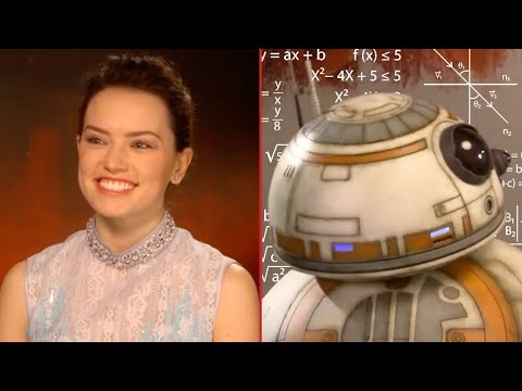 Daisy Ridley And BB-8 Take On 'The Impossible Star Wars Quiz'