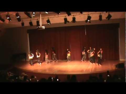 Marian college bollywood dance