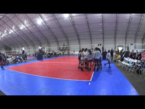 BVA 16 3D vs Mission Gold Las Vegas match 2