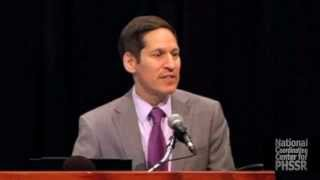 Part 1 of Dr. Thomas Frieden at the 2012 PHSSR Keeneland Conference