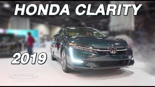 2019 Honda Clarity Show & Tell at the DC Auto Show