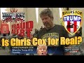 The true origin of Bikers For Trump who is Chris Cox Really?