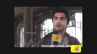 Vettai Mannan Movie STR Exclusive interview @ shooting spot ~www.trailerwindow.com~